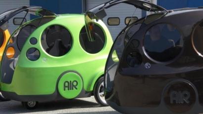 Газ больше не нужен - машина с воздушным приводом выигрывает $ 5 млн