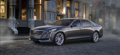 Cadillac работает над девятью новыми моделями