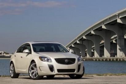 Цены Buick Regal GS