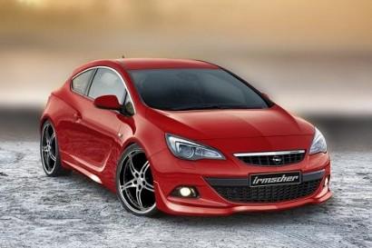 Opel Astra GTC от Irmscher