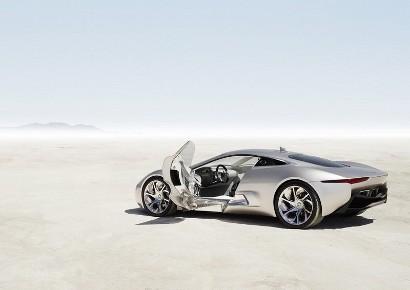 Jaguar C-X75 вероятно будет сниматься как автомобиль антигероя в следующем фильме о Бонде