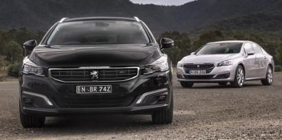 Технические характеристики Peugeot 508 2015 года