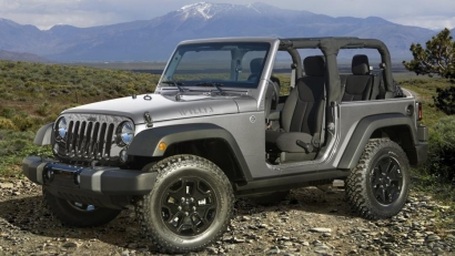 Новый Jeep Wrangler без алюминия?