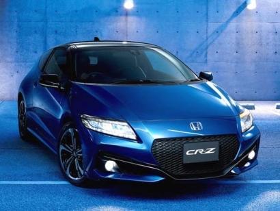 Honda CR-Z 2016 совершенствуется
