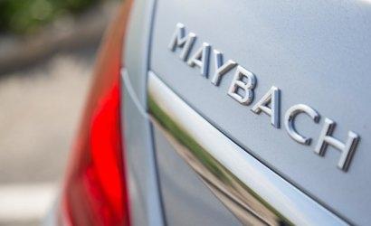 Mercedes приближается к Bentayga-Baiting GLS-класса от Maybach