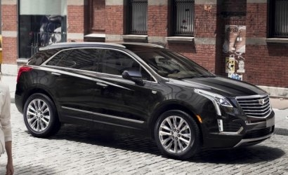 Официальная презентация 2017 Cadillac XT5