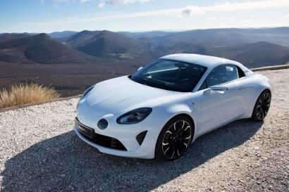 Удивительный Renault Alpine