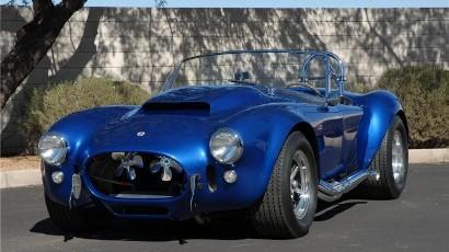 Аукциону Скотсдейл 2015 год принес рекордную сумму $ 292 800 000 от продаж коллекционных авто