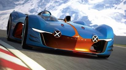 Alpine Vision Gran Turismo вышла в свет