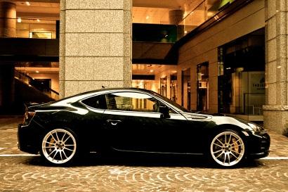 DAMD Toyota GT86 Вдохновленный Aston Martin