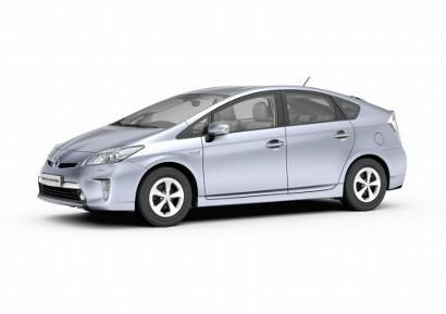 Toyota Prius Plug-in гибрид