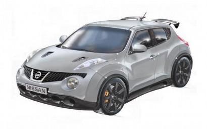 Super Nissan Juke получит трансмиссию от GT-R