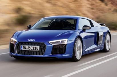 Обзор нового Audi R8