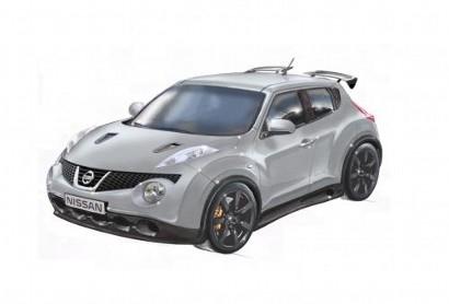 Nissan Juke-R: создает шасси и кузов