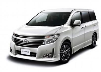 В Японии был представлен обновленный минивен от Nissan