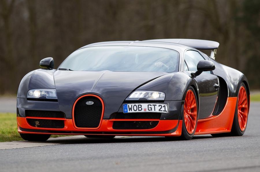 Последний Bugatti Veyron продан