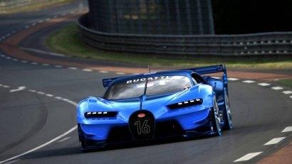 Новый Bugatti будет назван в честь легендарного французского гонщика
