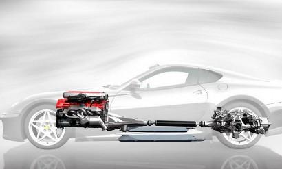Волна гибридизация докатилась и до Ferrari.