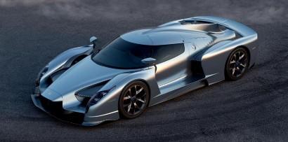 Суперкар Glickenhaus SCG003 дебютирует в Женеве