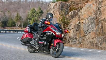 Honda создает свой трёхсотмиллионной (300 000 000) мотоцикл - Gold Wing