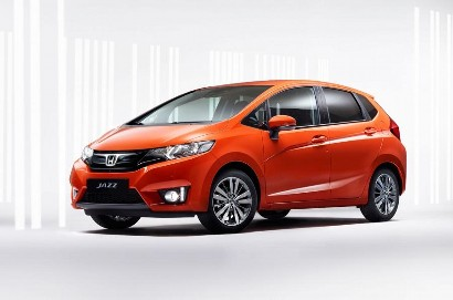 2015 Honda Jazz — встречайте новинку!