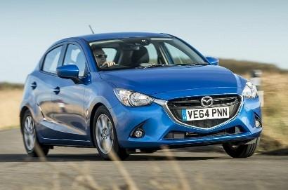 Встречайте Mazda 2 1.5 SKYACTIV-D 2015 года
