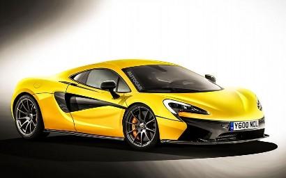 Новый McLaren Sports Series стремится к Porsche 911 Turbo