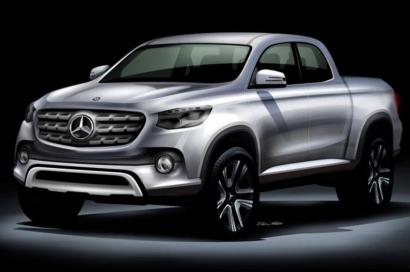 Mercedes-Benz планирует выпустить свой первый пикап в 2020