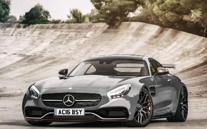 Mercedes-AMG планирует горячую GT Black Series