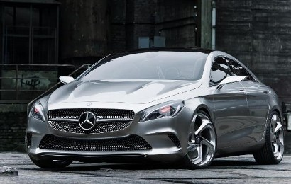 Concept Style Coupe от Mercedes-Benz