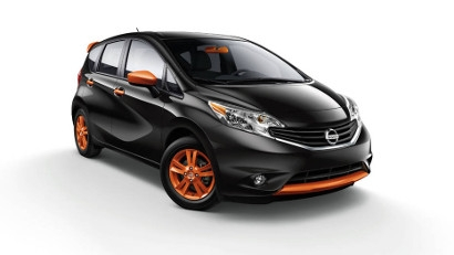 Nissan предлагает кастомизацию Color Studio для Versa Note 2016