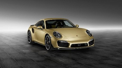 Porsche увеличивает прижимную силу для двух моделей Turbo