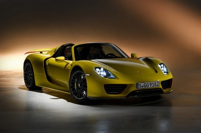 Porsche отзывает 205 918 Spyders для замены неисправных деталей