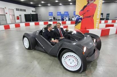 Как 3D-печать может революционизировать автомобильную промышленность
