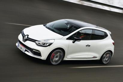 Renault работает над гибридной версией своей дорожной суперкар