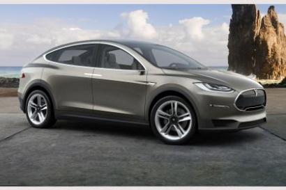 Новый самый быстрый внедорожник в мире - Tesla Model X