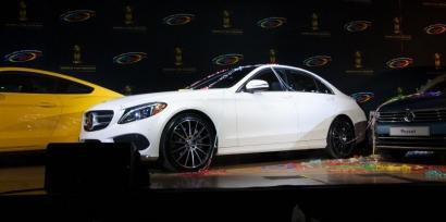 Mercedes-Benz C-Class получает награду World Car of Year 2015